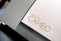 Silhouette Cameo / The cameo cutter is awesome.  Check out what we've been doing with it.