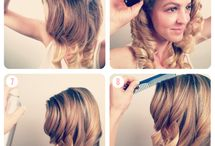 Hairstyles & beauty tips / hair_beauty