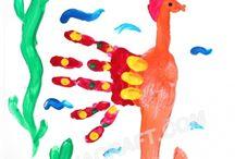 kid painting ideas