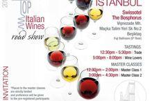 Gambero Rosso İstanbul / Gambero Rosso etkinliği ile İtalyan şaraplarını yakından tanıma tatma fırsatı oldu — Swissôtel The Bosphorus, Istanbul'da