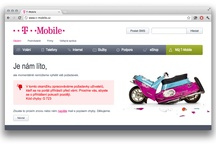 T-Mobile / T-Mobile website redesign