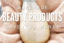 Natural and DIY products / From beauty to cleaning, natural products that have less of the chemicals and more of nature.