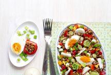 recept: saláta