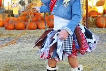 Tutù cowgirl