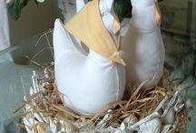 Creazioni cucito / Tessuti, ricami.........per piccoli oggetti