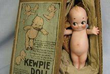 Celluloid Doll / Kewpie Doll