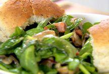 Salads / by Jordan Westmoreland