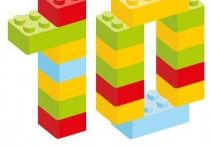 Kleuters bouwen