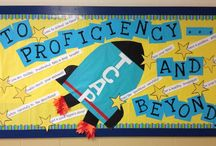 Bulletin Board Ideas / by Becky Smith- Tipton