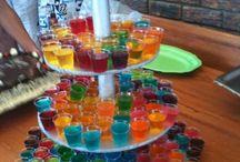 jello shots 21st amber