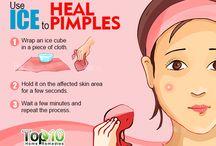 Face remedies