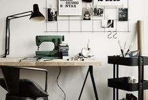 miejsce do pracy {work space}