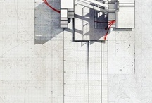 _arch | drawing_ / The conception of space...
