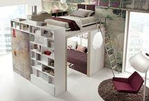 Toms bed