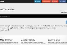 Audio Tools & Software / Cool audio editing tools and software