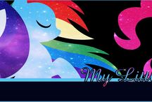 My Little Pony / My Little Pony Facebook Covers