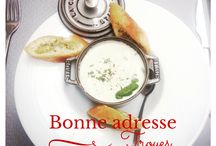 ➤ Mes bonnes adresses Food en France