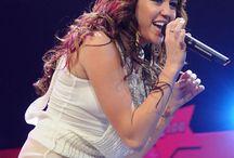 miley cyrus live 2008