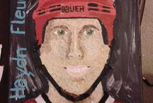 Caniac Art / Send your #Canes creations to social@carolinahurricanes.com / by Carolina Hurricanes