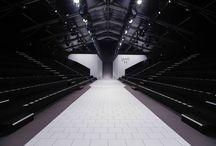 'The Wall' Studio Job for Viktor & Rolf SS14