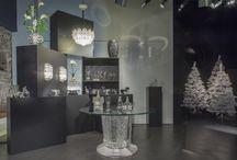 Happy cristal 2013 / Exposition en partenariat avec la société Lalique de pièces en cristal contemporaines pour montrer le côté vivant de l'art des artisans qui font vivre aujourd'hui encore à Wingen-sur-Moder des savoir-faire d'exception