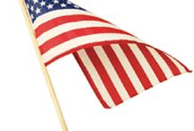 Patriotic Garden Decor / All your patriotic garden decor flags.