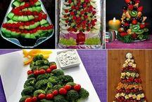 Christmas Ideas / Christmas decorating and menu ideas