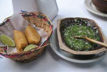 Food: Gastronomía Colombia