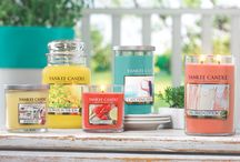 NEW Spring Collection 2016 / by Yankee Candle