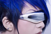 Eye Wear & Eye Accentuators / by Julie Scott