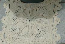 meus trabalhos em crochê