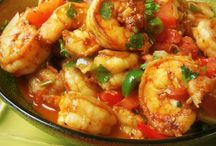 Hispanic food / Mains