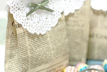 wrapping ideas / by Karen Berry