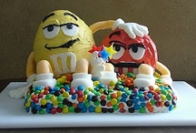 M & M's Mmmmm / by Jennifer Mitchell