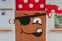 puertas piratas