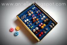 DIY, Zrób to sam / Pomysły i instrukcje jak wykonać różne ciekawe rzeczy samodzielnie przy niskim nakładzie kosztów i pracy.  www.an-elle.blogspot.com https://www.facebook.com/anelle.blog