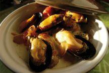 Recette de moules - mussels Recipe