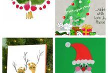 Nápady pro děti - zima a vánoce