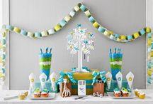 Boy's Modern/Designer Inspired Party / modern   designer   preppy   mod   boy   birthday   party   ideas   cake   decorations   themes   supplies   favor   invitation   cupcakes   cake pops