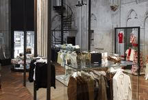 Store Design / Store Interiors and Visual Merchandising