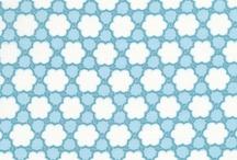 nursery fabrics / by Cindy O'Brien Design