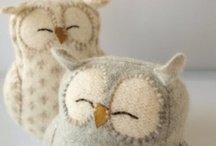 Felted Animals / by Tasha Smith