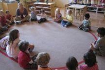 montessori organiser classe