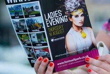 Ladies Evening 2014 at Fontwell Park Racecourse / The annual ladies evening at Fontwell park racecourse including the best dressed lady competition.