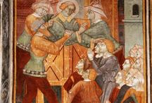 vestiti medievali