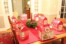 Christmas: Party Planning / Christmas Party Ideas