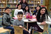 Random Acts of Kindness / We are starting a RAK club here at the library; here we'll share our ideas