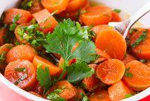 Sautéed carrotts / Veggies