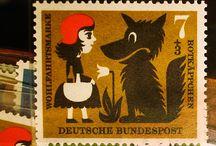 好き  切手