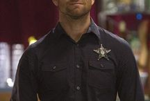 Book Two - Lucky Ohio Series / This is who I  see as Sheriff Kell Howard.  Inspired by the Lucas Hood character on Banshee.